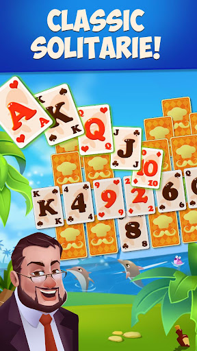Solitaire 5 in 1 android2mod screenshots 1
