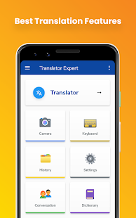 Translate Expert - All Language Translator App