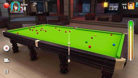 Real Snooker 3D 1.17 screenshots 1