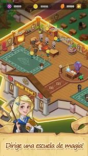La historia de mi propia escuela de magia 2