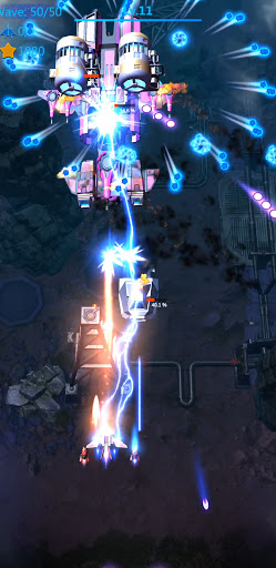 Space Phoenix - Shoot'em up 1.0.10 screenshots 3