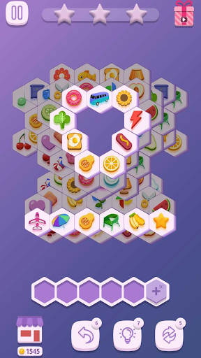 Tile Match Hexa 1.0.2 screenshots 11