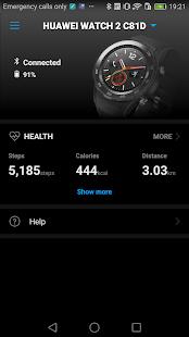 Huawei Wear 21.0.1.307 Screenshots 1