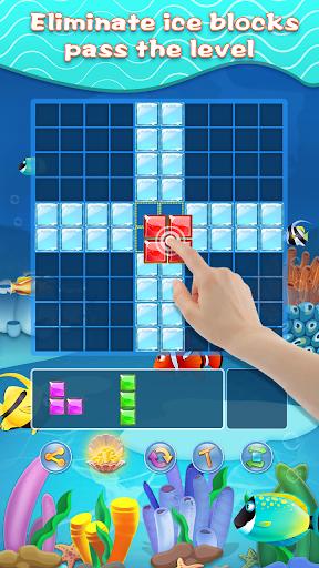 Block Puzzle & Fish - Free Block Puzzle Games  screenshots 11