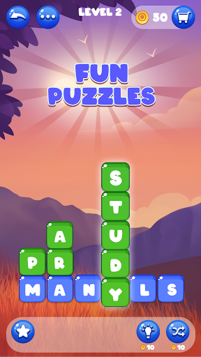Word Pick : Word Search & Word Puzzle Games apkpoly screenshots 2