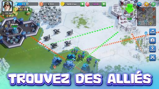 Code Triche Top War: Jeu de bataille (Astuce) APK MOD screenshots 5