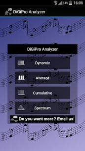 DiGiPro SPL Audio Analyzer For Pc – Windows 7/8/10 And Mac – Free Download 1
