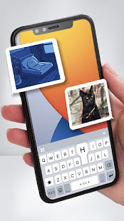 OS 14 Style Keyboard Theme 6.0.A Screenshots 4