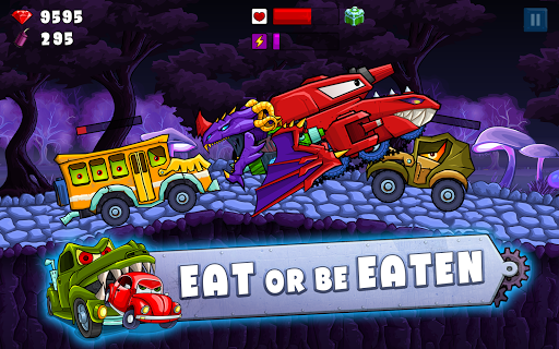 Car Eats Car 2 - Racing Game apktram screenshots 11