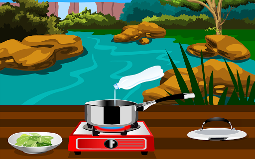 grilled fish cooking games screenshot 3