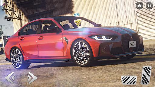 Drifting & Driving: M5 Games  screenshots 4