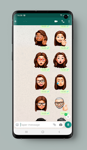 emoji stickers  screenshots 2