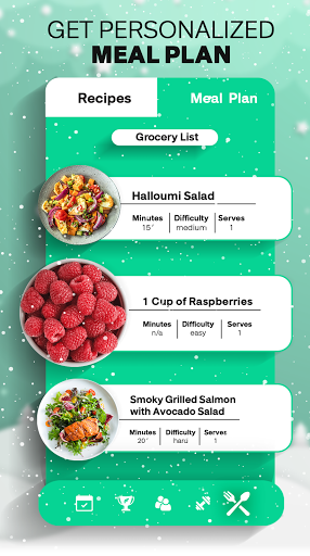 Fitonomy: Weight Loss Workouts at Home & Meal Plan 5.0.6 Screenshots 3