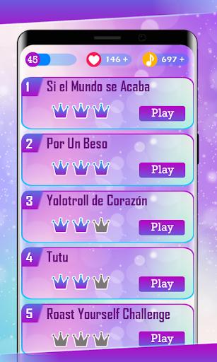 Yolo Aventuras Piano Tiles Game apktreat screenshots 2