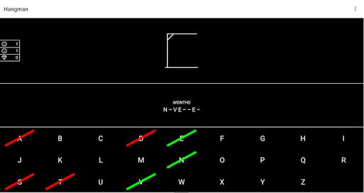Hangman Classic  screenshots 5
