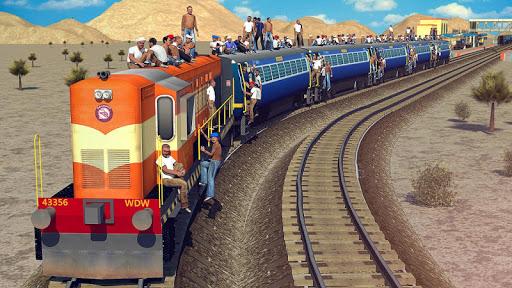 Indian Train Simulator 2018  screenshots 2