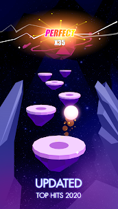 Hop Ball 3D: Dancing Ball on Music Tiles Road Mod 1.7.7 Apk [Unlimited Diamonds] 3