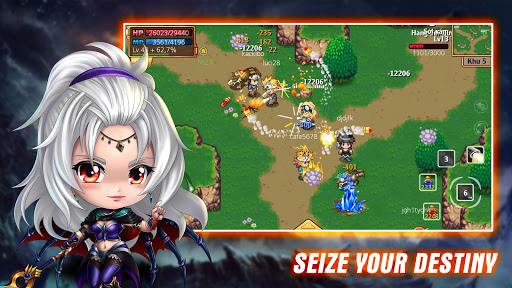 Knight Age - A Magical Kingdom in Chaos 2.2.5 screenshots 8