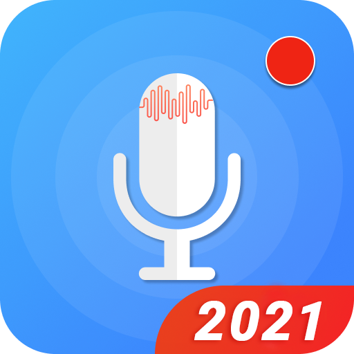 Grabadora de Voz & Grabador de Sonido Cortador MP3