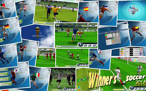 Winner Soccer Evolution  screenshots 8