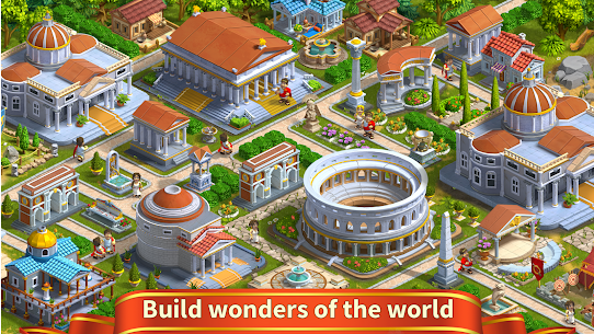 Rise of the Roman Empire: City Builder & Strategy 6
