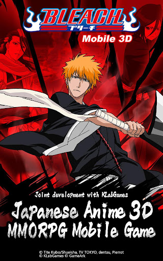 BLEACH Mobile 3D 39.5.0 screenshots 1
