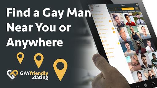 Gay guys chat & dating app - GayFriendly.dating 1.45 APK screenshots 12