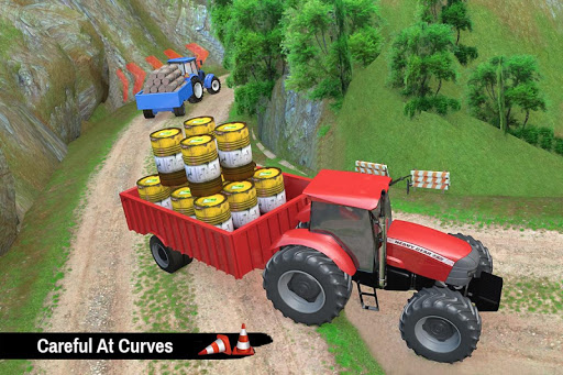 Tractor Trolley Parking Drive - Drive Parking Game 2.6 Screenshots 10