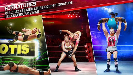 WWE Mayhem APK MOD – Pièces de Monnaie Illimitées (Astuce) screenshots hack proof 2