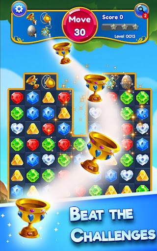 Switch Jewels Match 3: Adventure  screenshots 7