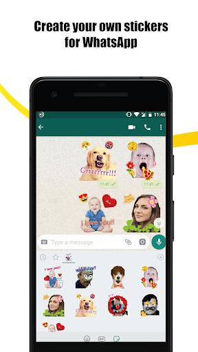 Create stickers for WhatsApp - StickerFactory Apk 1