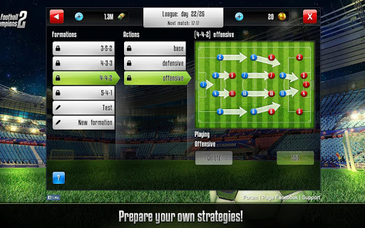 Football Champions 7.41 screenshots 8