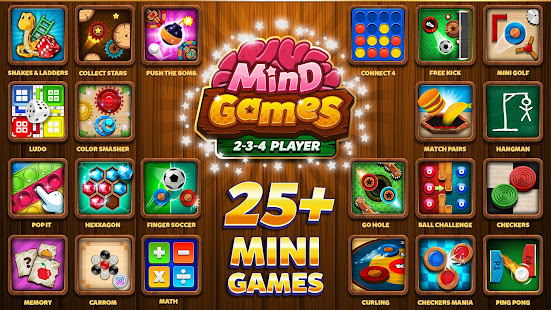 Mind Games for 2 3 4 Player 12 Screenshots 1