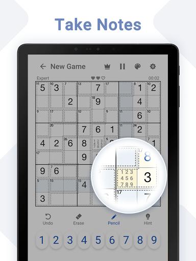 Killer Sudoku - Free Sudoku Puzzles+ 1.3.0 screenshots 20