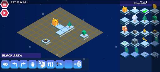 Algorithm City : The Snow Coder screenshots 2