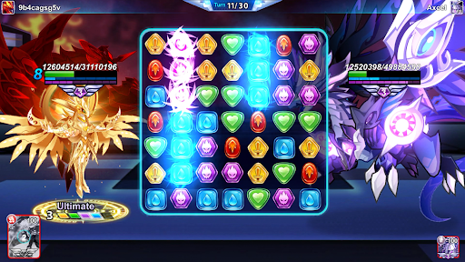 Monsters & Puzzles: God Battle  screenshots 8