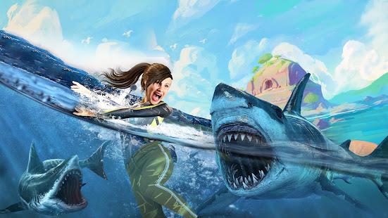 Shark Attack Angry Fish Jaws 20 screenshots 1