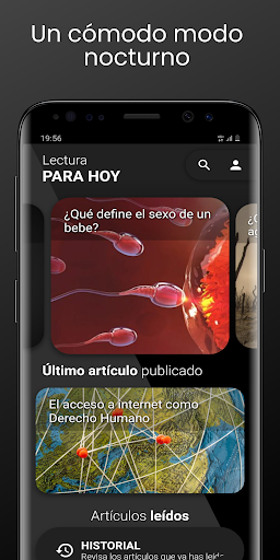 Despertar Sabiendo android2mod screenshots 4
