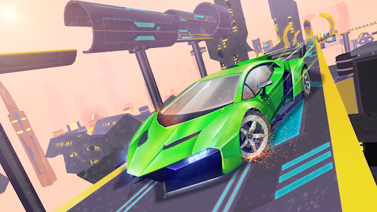 Mega Ramps – Galaxy Racer 2