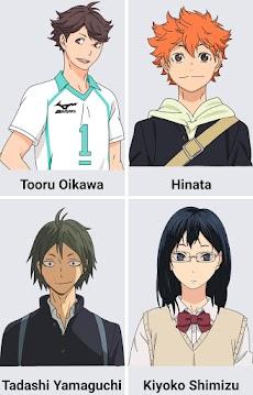 How to draw Haikyuu anime charactersのおすすめ画像3