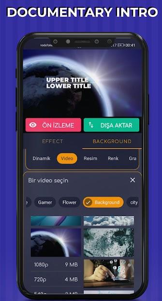 B - Intro Make & Creating End Screen screenshot 1