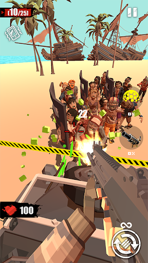 Merge Gun: Shoot Zombie 2.8.6 screenshots 18