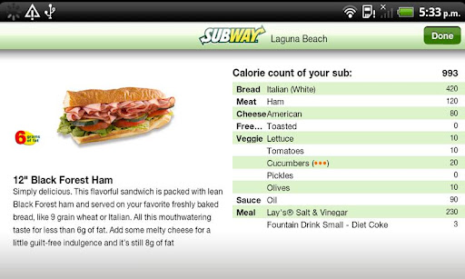 Subway Ordering for California For PC Windows (7, 8, 10, 10X) & Mac Computer Image Number- 9