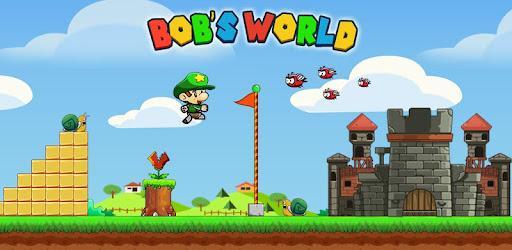 Bob's World - Running game