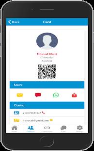 Download Handshek - Digital Business Card & Networking app For PC Windows and Mac apk screenshot 8