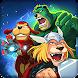 ペットスーパーヒーローズアドベンチャーパズルクエスト - Androidアプリ