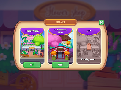 Love and Flowers MOD APK (Unlimited Money) Download 4