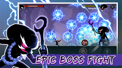 Stickman Revenge 4: Epic Stick War 0.4.0 screenshots 6