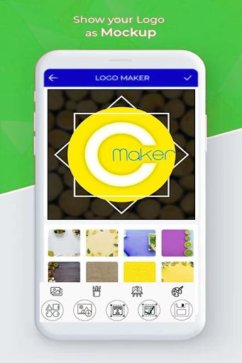 Logo Maker - Logo Creator, Generator & Designer 2.1.9 Screenshots 10