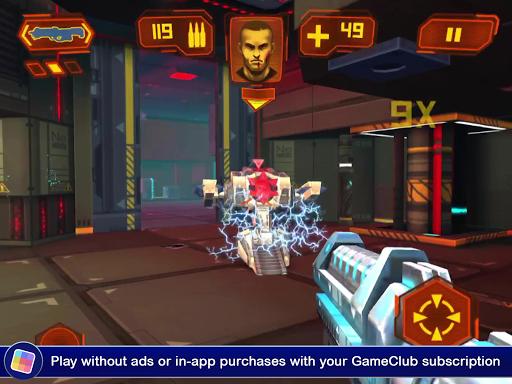 Neon Shadow: Cyberpunk 3D First Person Shooter 1.40.166 screenshots 10